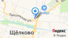 L`ОБУВЬ на карте
