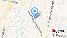 Сайт на карте