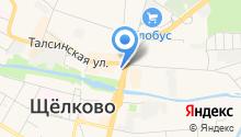 МакКафе на карте