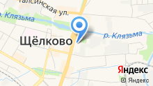Ковчег на карте