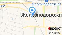 Альфа-Такси на карте
