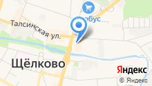 ЩёлковоХлеб на карте