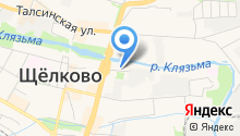 Щелковская Жилищная Инициатива на карте
