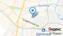 Отдел надзорной деятельности по Щёлковскому району на карте