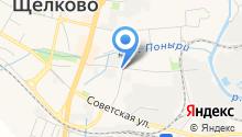 Сектор офиса на карте