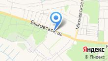 Водоцентр на карте