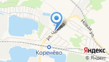 НикИс на карте