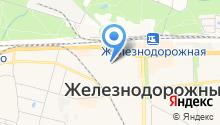 Русский холод на карте