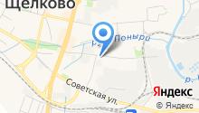 РусьНикельСтрой на карте