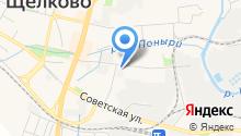 Контрольно-счетная палата городского поселения Щёлково на карте