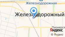 Детский сад №17, Золотой Петушок на карте