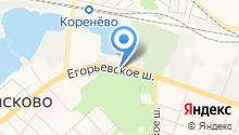 КДС на карте