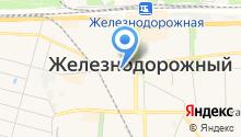 Главное управление Пенсионного фонда РФ №7 на карте