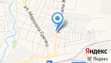 Краснодарагропромснаб-1, ЗАО на карте