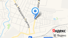 Краснодарагропромснаб-1 на карте