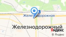 Русское золото на карте