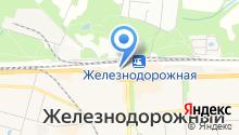 КИТФАРМА на карте