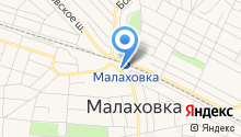 MalNetworks на карте