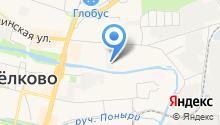 АЗС СДЛ-95 на карте