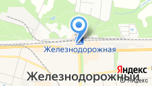 Магазин овощей и фруктов на Привокзальной площади на карте