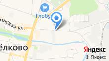 Ритуал-Сервис, МБУ на карте