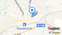 Средняя общеобразовательная школа №20 на карте