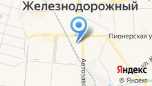 Центр+ на карте