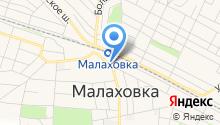 Городское отделение полиции по Люберецкому муниципальному району при УВД Малаховское на карте