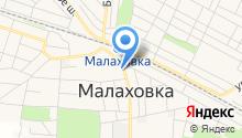 Стэлла на карте