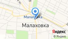 Магазин одежды на Шоссейной на карте