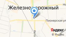БезЖён на карте