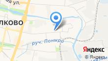 СК Урал на карте