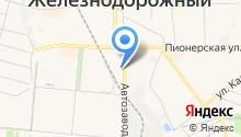 Дельта+ на карте