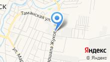 ГрандТрэк на карте