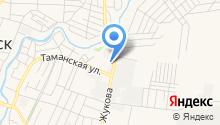 Крымскэлектросеть на карте