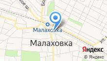 Магазин смешанных товаров на карте