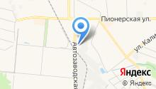 T.M.C. на карте