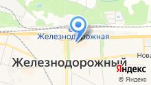 NOLЬ ПЯТЬ на карте