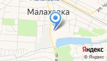 Московская государственная академия физической культуры на карте