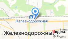 Ангстрем на карте