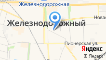 Сток на карте