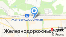 Redcomp на карте