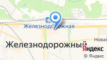 Partphone на карте