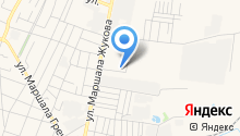Почтовое отделение №389 на карте