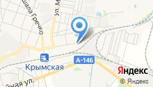Почтовое отделение №386 на карте