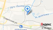 Мосэнергосбыт на карте