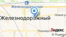 Рембытприбор на карте