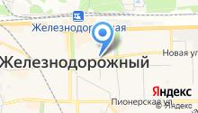 Автосити на карте