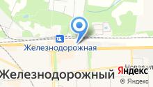 Шиномонтажная мастерская на Советской на карте