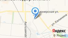 rem:Service на карте